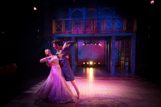 Adam Samuel-Bal and Rasheeda Ali - Bring On the Bollywood - Photo Credit Nicola Young (2)