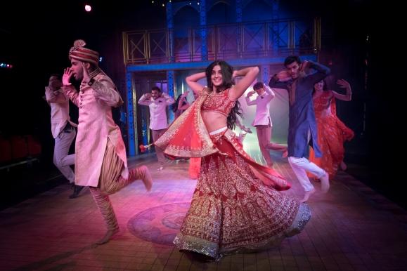 Bring On The Bollywood Ensemble - Photo Credit Nicola Young (12)