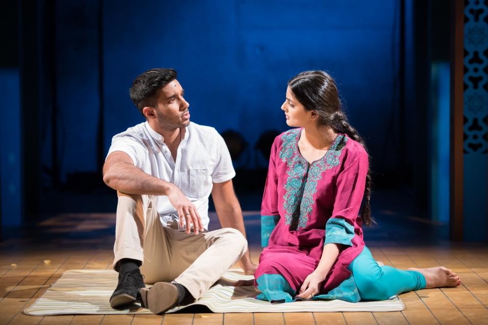Rishi Nair & Nikkita Chadha, Bring on the Bollywood © Nicola Young