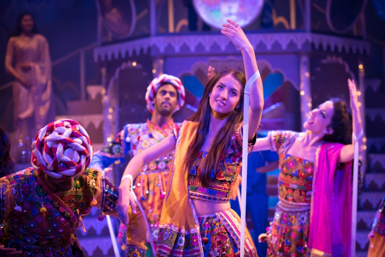Sophie Kandola and the Company of Bring on the Bollywood - Credit Nicola Young.jpg