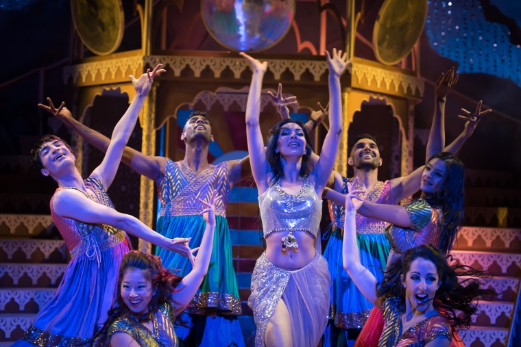 The Company of Bring on the Bollywood - Credit Nicola Young.jpg