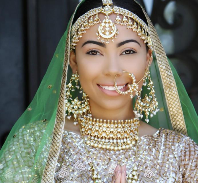 India LaRoda Miss India America
