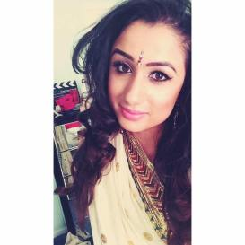 British Bindi#s Kiran wearing No7 BB Cream
